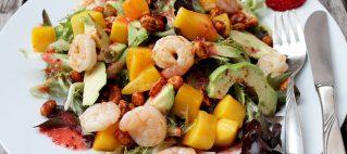 Fitnessrezept Pacific Salad