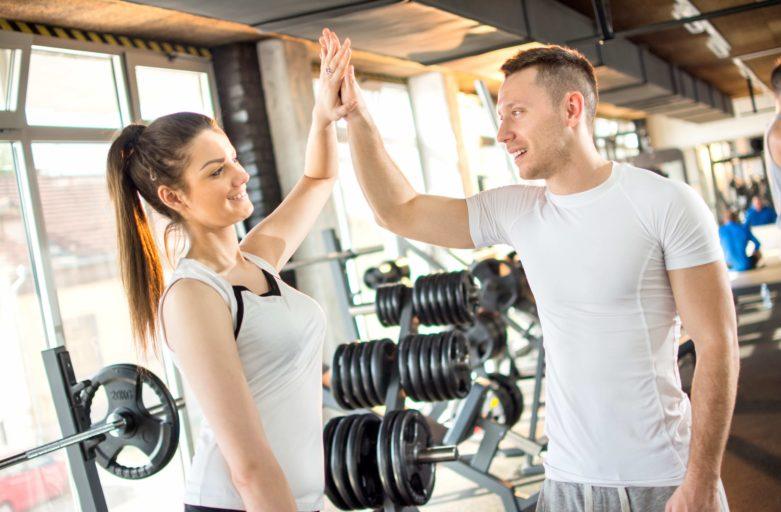 Altersvorsorge Fitnessstudio <br>– Mit Krafttraining Osteoporose vorbeugen