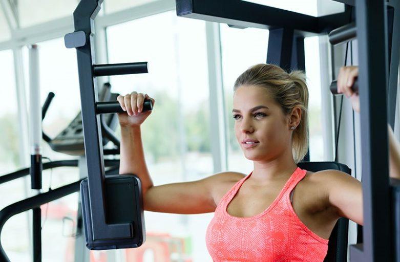 Krafttraining für Frauen –<br>Mit Gewichten zur persönlichen Wohlfühlfigur